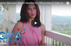 Jennylyn Mercado - Basta't Nandito Ka