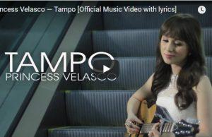 Princess Velasco - Tampo