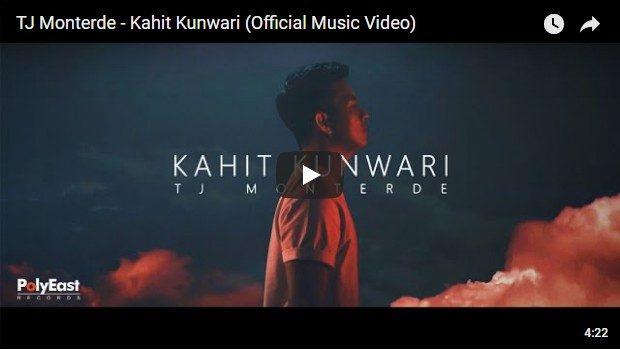 TJ Monteverde - Kahit Kunwari