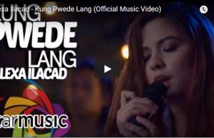 Alexa Ilacad - Kung Pwede Lang