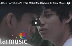 Michael Pangilinan - Pare Mahal Mo Raw Ako