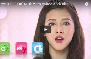 Janella Salvador - I Can