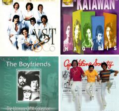 Pinoy Disco Retro Hits