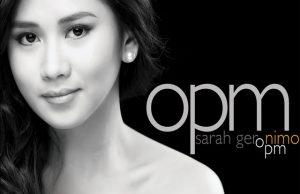 Sarah Geronimo - OPM
