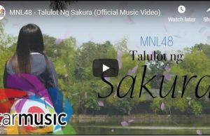 MNL48 - Talulot Ng Sakura