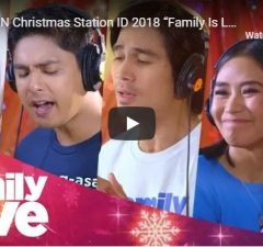 ABS-CBN Christmas Station ID 2018
