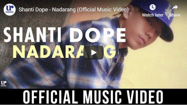 Shanti Dope - Nadarang