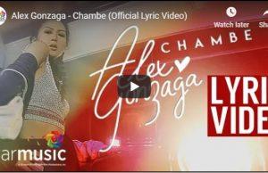 Alex Gonzaga - Chambe