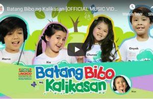 ABS-CBN Lingkod Kapamilya - Batang Bibo ng Kalikasan