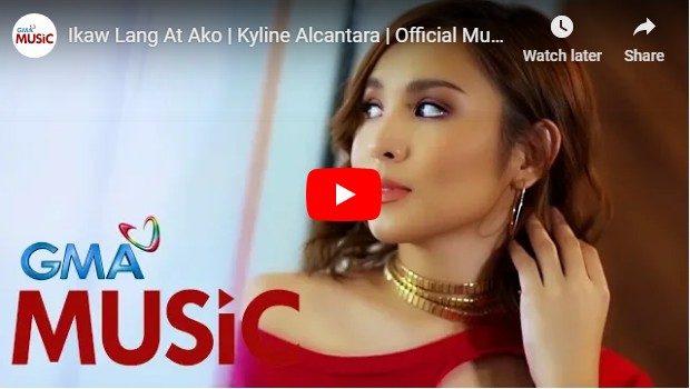 Kyline Alcantara - Ikaw Lang At Ako