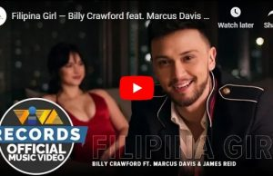 Billy Crawford feat. Marcus Davis - Filipina Girl