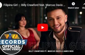 Billy Crawford feat. Marcus Davis - Filipina Girl