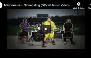 Mayonnaise - Sinungaling