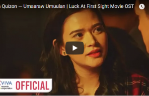 Luck At First Sight OST - Umaaraw Umuulan