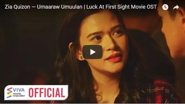 Luck At First Sight OST - Umaaraw Umuulan