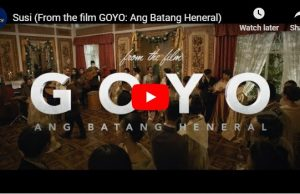 Goyo: Ang Batang Heneral OST