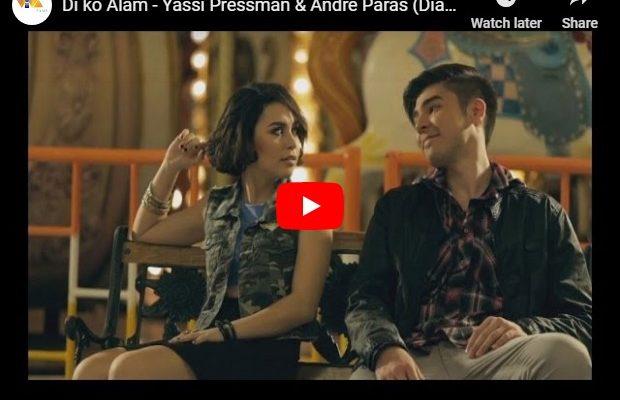 Yassi Pressman & Andre Paras – Di Ko Alam