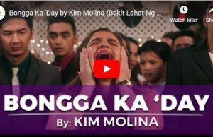 Kim Molina – Bongga Ka Day