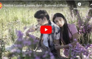 Nadine Lustre & James Reid – Summer