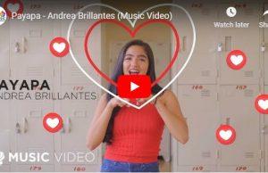 Andrea Brillantes – Payapa