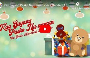 Kay Sayang Pasko Na Naman Lyrics