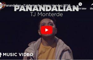 TJ Monterde - Panandalian