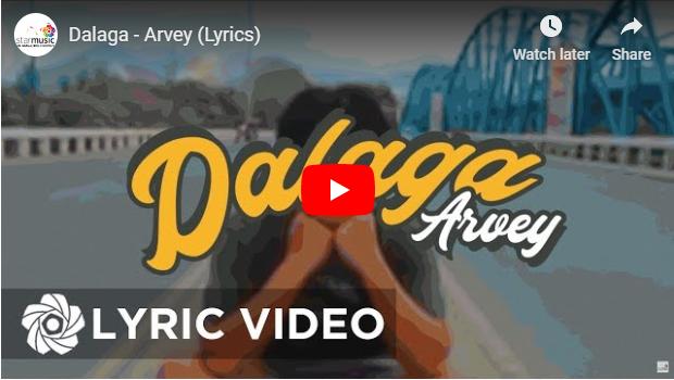 Arvey – Dalaga