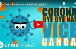Vice Ganda – Corona Ba-Bye Na