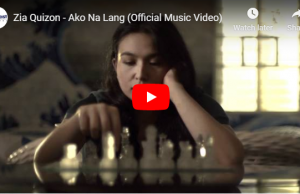 Zia Quizon – Ako Na Lang