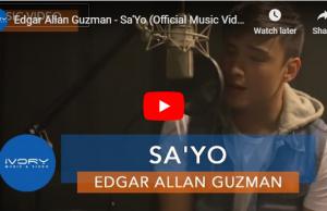 Edgar Allan Guzman – Sa'Yo