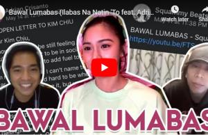 Kim Chiu - Bawal Lumabas (The Classroom Song)