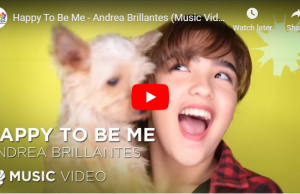 Andrea Brillantes – Happy To Be Me