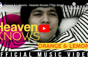 Orange & Lemons - Heaven Knows