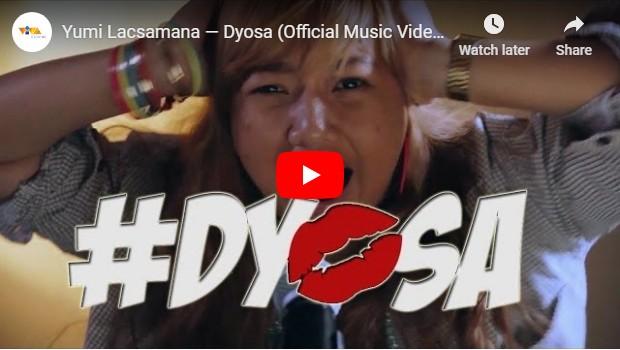 Yumi Lacsamana – Dyosa