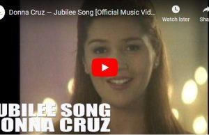 Donna Cruz – Jubilee Song