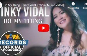 Jinky Vidal - Do My Thing