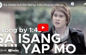 1:43 - Sa Isang Sulyap Mo