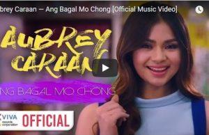 Aubrey Caraan - Ang Bagal Mo Chong