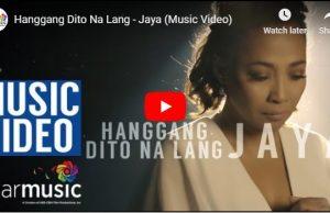 I Have A Lover OST - Hanggang Dito Na Lang