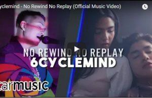 6cyclemind - No Rewind No Replay