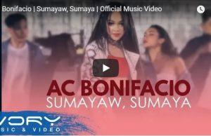AC Bonifacio - Sumayaw, Sumaya