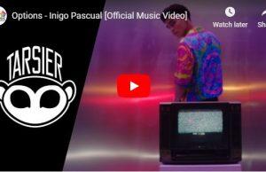 Inigo Pascual - Options