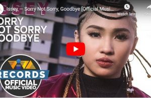 Issey – Sorry Not Sorry Goodbye