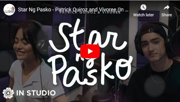 Patrick Quiroz & Vivoree – Star Ng Pasko